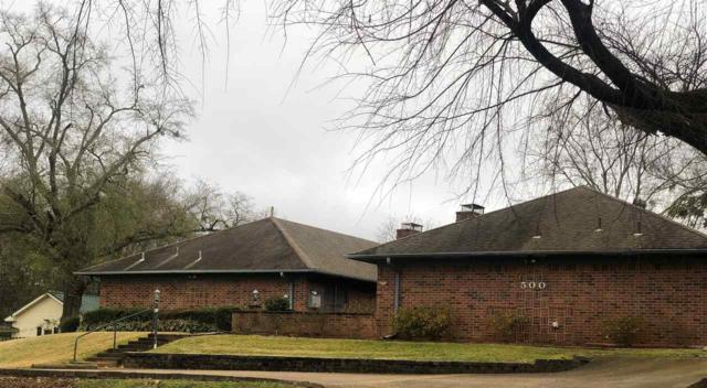 500 E College, Athens, TX 75751 (MLS #10102865) :: RE/MAX Impact
