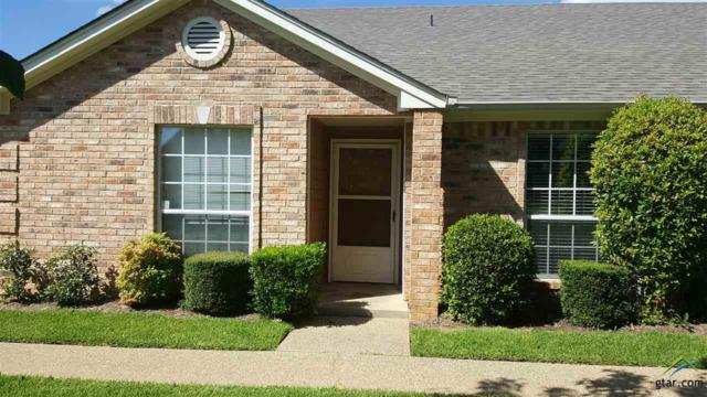 400 South Town Drive #804, Tyler, TX 75703 (MLS #10103206) :: The Wampler Wolf Team