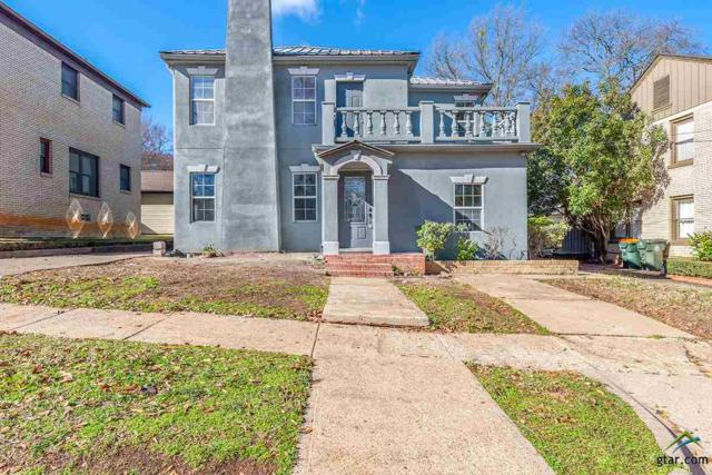 609 S Bois D Arc, Tyler, TX 75701 (MLS #10103525) :: The Wampler Wolf Team