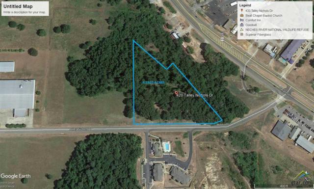 420 Talley Nichols Drive, Jacksonville, TX 75766 (MLS #10103696) :: RE/MAX Impact