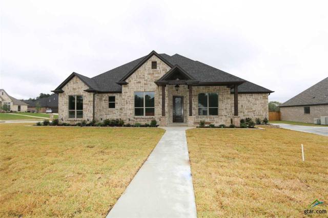 16556 Hailey Court, Tyler, TX 75703 (MLS #10103751) :: RE/MAX Impact