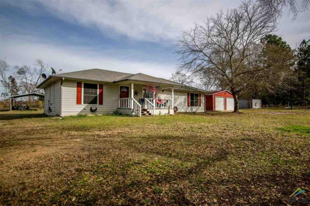 907 Red Bud Ln, Overton, TX 75684 (MLS #10104768) :: The Wampler Wolf Team