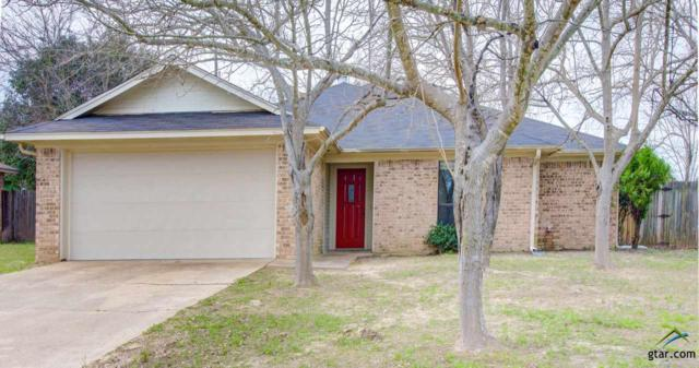 516 Winchester Drive, Chandler, TX 75758 (MLS #10104830) :: RE/MAX Professionals - The Burks Team