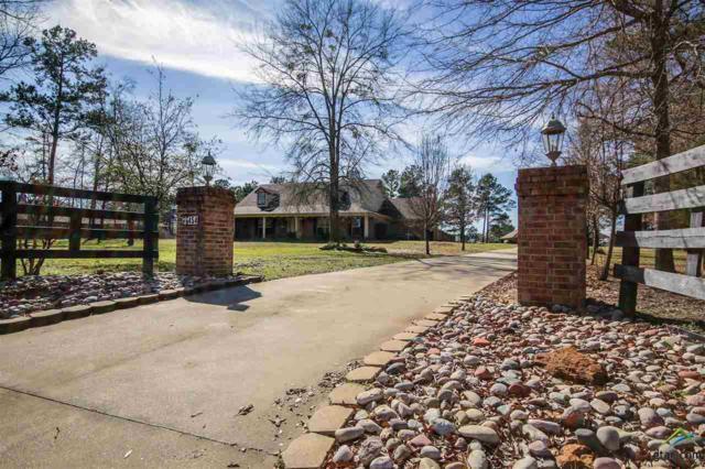 454 Hilburn Rd, Kilgore, TX 75662 (MLS #10105013) :: Roberts Real Estate Group