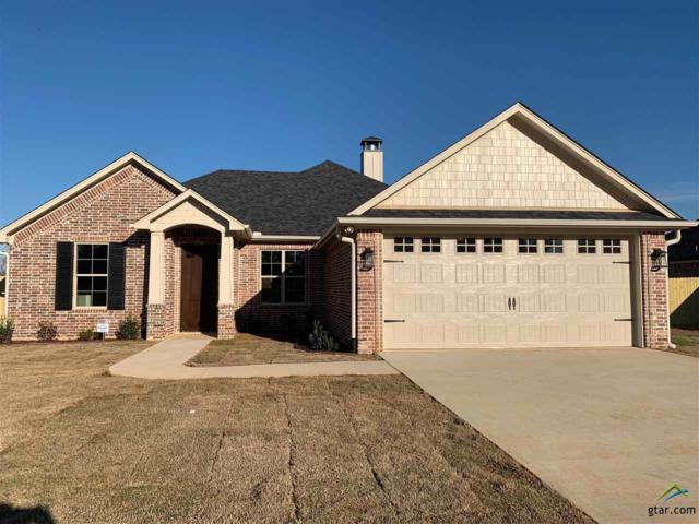 805 Sunny Meadows, Whitehouse, TX 75791 (MLS #10105142) :: RE/MAX Professionals - The Burks Team