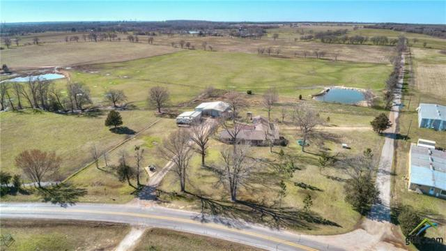 150 Vz County Road 2214, Canton, TX 75103 (MLS #10105220) :: The Wampler Wolf Team