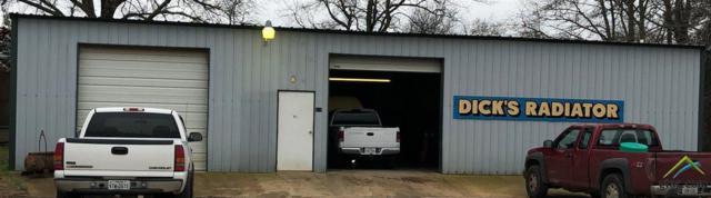 414 E 8th, Mt Pleasant, TX 75455 (MLS #10105278) :: RE/MAX Professionals - The Burks Team