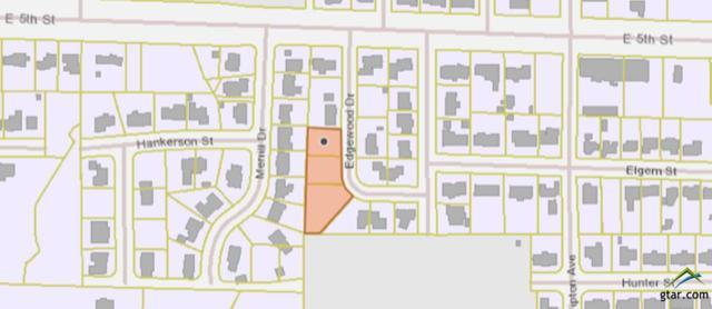 1661 Edgewood Drive, Tyler, TX 75701 (MLS #10105454) :: RE/MAX Impact
