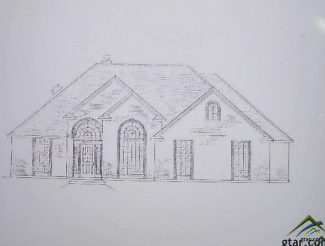 7344 Hearthstone Lane, Tyler, TX 75703 (MLS #10105696) :: RE/MAX Impact