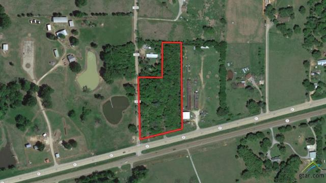 9002 State Hwy 31 W, Athens, TX 75751 (MLS #10105896) :: The Wampler Wolf Team