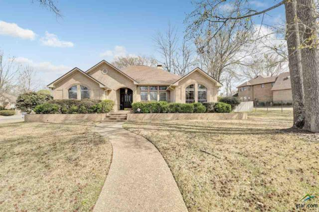 1889 Bent Tree Lane, Tyler, TX 75703 (MLS #10105923) :: The Wampler Wolf Team