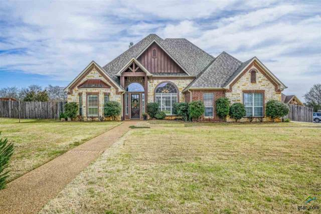 304 Deer Crossing, Bullard, TX 75757 (MLS #10106055) :: The Wampler Wolf Team