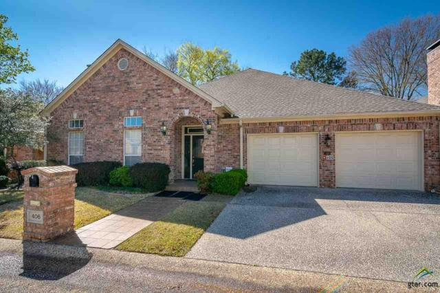 406 Brighton Court, Tyler, TX 75701 (MLS #10106187) :: The Wampler Wolf Team