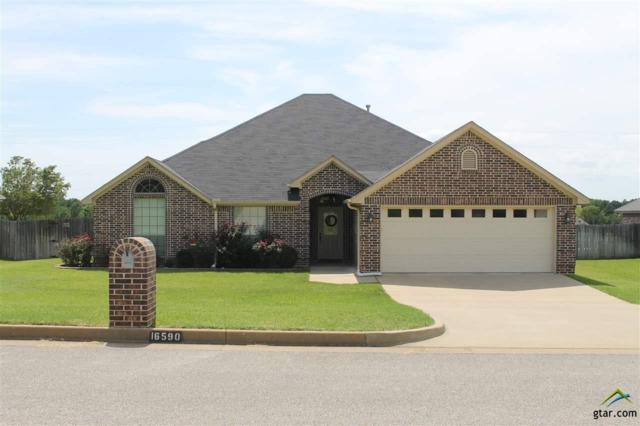 16590 Lafourche Dr., Tyler, TX 75703 (MLS #10106209) :: RE/MAX Professionals - The Burks Team