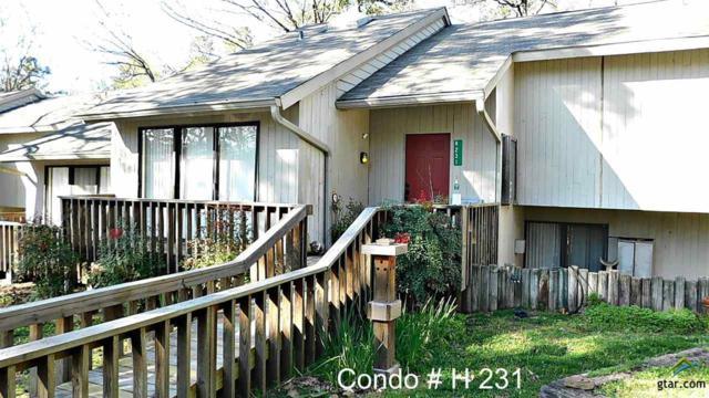178 Holly Hill Circle #231-H, Holly Lake Ranch, TX 75765 (MLS #10106437) :: The Wampler Wolf Team