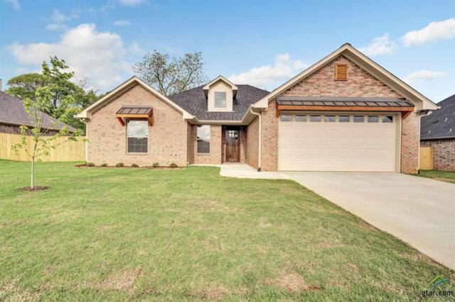 804 Sunny Meadows, Whitehouse, TX 75791 (MLS #10107355) :: RE/MAX Professionals - The Burks Team