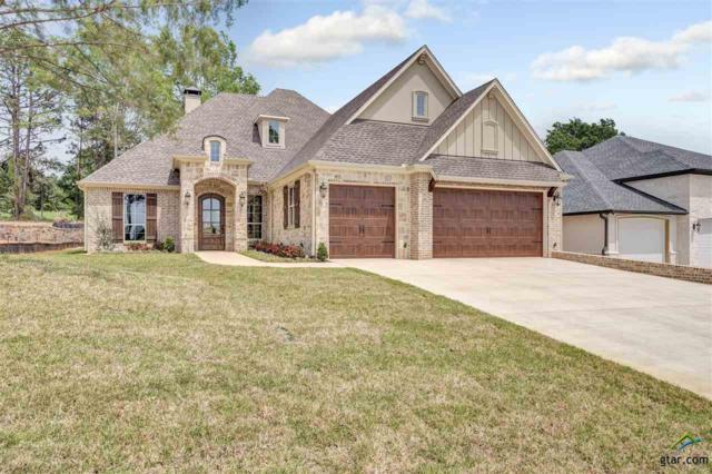7330 Crosswater Cove, Tyler, TX 75703 (MLS #10107445) :: RE/MAX Impact