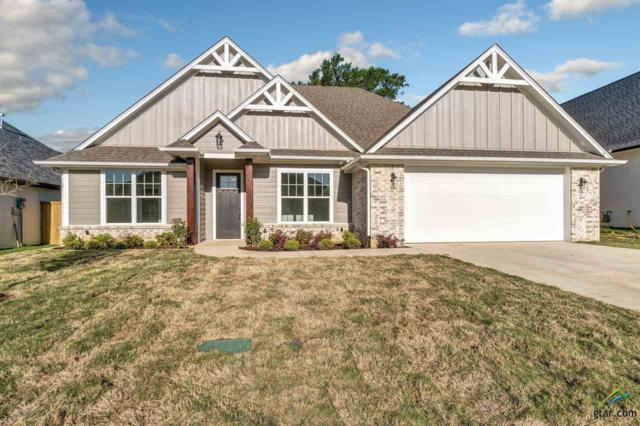 7339 Rolling Acres Place, Tyler, TX 75707 (MLS #10107482) :: RE/MAX Professionals - The Burks Team