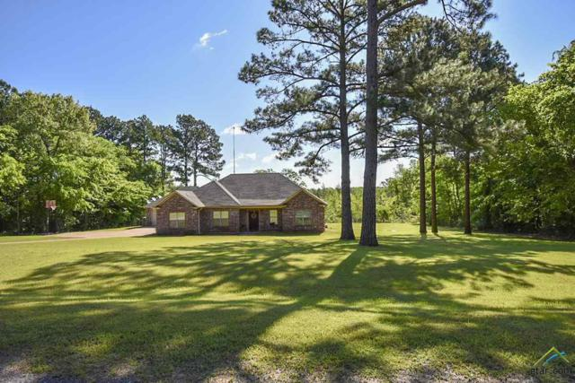 210 County Road 4120, Jacksonville, TX 75766 (MLS #10107491) :: RE/MAX Professionals - The Burks Team