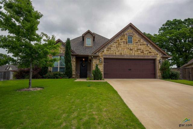 7252 Morning Mist Ct, Tyler, TX 75707 (MLS #10107537) :: RE/MAX Professionals - The Burks Team