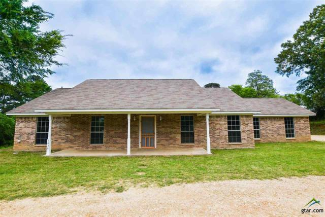 1636 Pr 4012, Gilmer, TX 75644 (MLS #10107550) :: RE/MAX Professionals - The Burks Team
