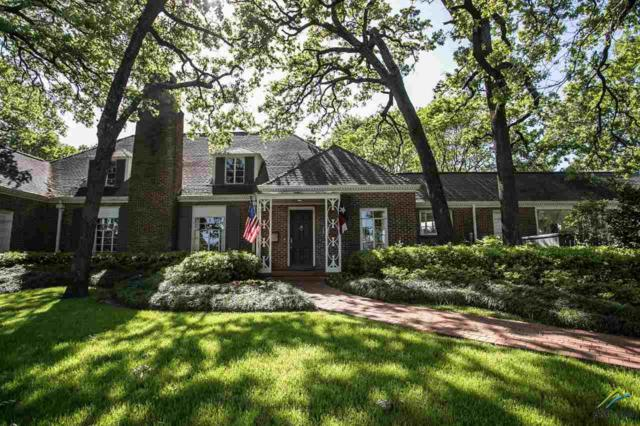 2015 S College Ave, Tyler, TX 75701 (MLS #10108287) :: The Wampler Wolf Team