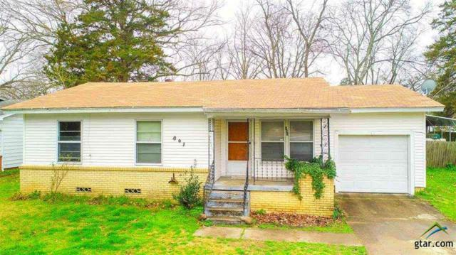 803 Parkview St., Kilgore, TX 75662 (MLS #10108497) :: RE/MAX Impact