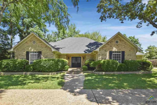 6902 Hollytree Circle, Tyler, TX 75703 (MLS #10108527) :: RE/MAX Professionals - The Burks Team