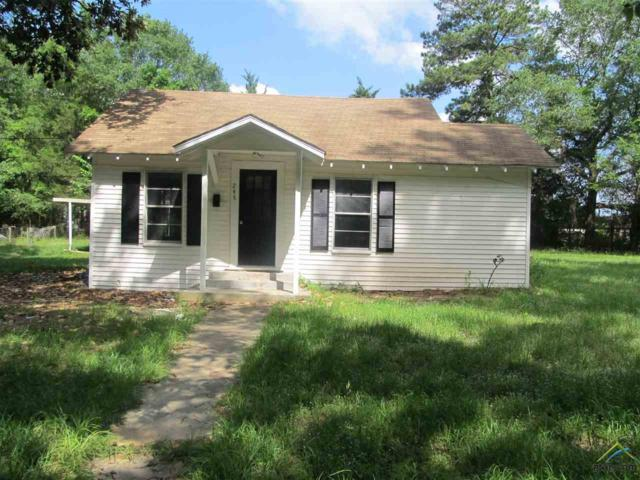 245 Lockhart, Pittsburg, TX 75686 (MLS #10108783) :: RE/MAX Impact