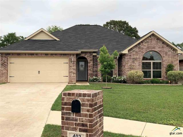 403 Harrell Drive, Chandler, TX 75758 (MLS #10108806) :: RE/MAX Impact