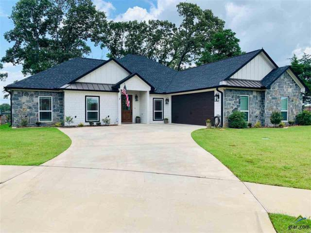 1502 Sugar Hill, Lindale, TX 75771 (MLS #10108841) :: The Wampler Wolf Team