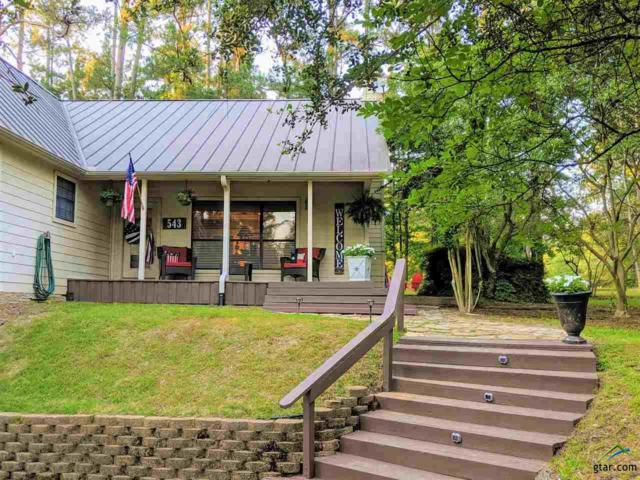 543 E Holly Trail, Holly Lake Ranch, TX 75765 (MLS #10108857) :: RE/MAX Impact
