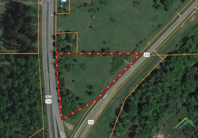 TBD S Hwy 259, Kilgore, TX 75662 (MLS #10109335) :: RE/MAX Impact