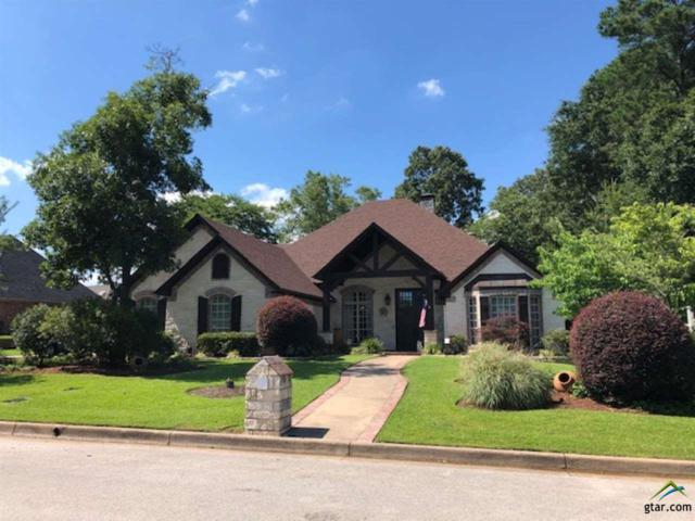 2306 Kingsmill Circle, Tyler, TX 75703 (MLS #10109919) :: The Wampler Wolf Team