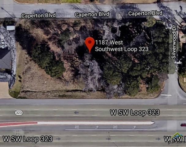 1187 W Sw Loop 323, Tyler, TX 75701 (MLS #10110042) :: The Wampler Wolf Team