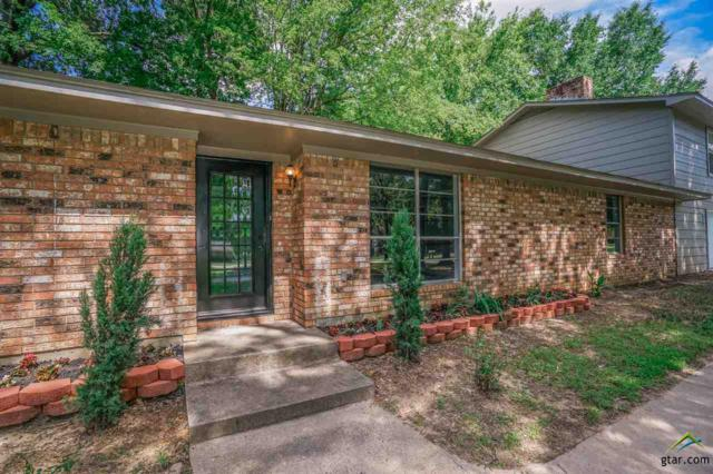 201 Flenniken, Gladewater, TX 75647 (MLS #10110251) :: The Wampler Wolf Team