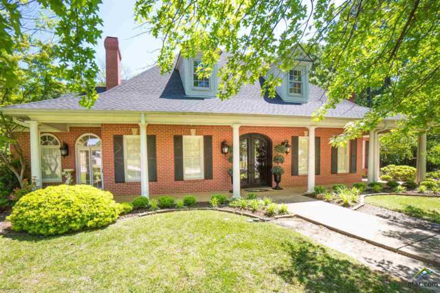 223 Hunters Creek Dr, Longview, TX 75605 (MLS #10110317) :: Griffin Real Estate Group