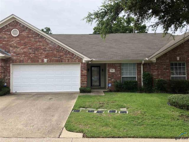 5401 Hollytree Unit 304, Tyler, TX 75703 (MLS #10110764) :: The Wampler Wolf Team