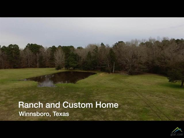 314 Cr 4649, Winnsboro, TX 75494 (MLS #10110805) :: RE/MAX Impact