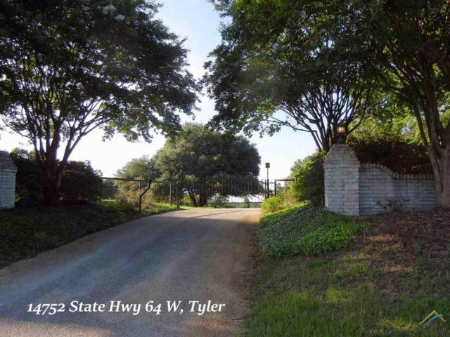 14752 State Hwy 64W, Tyler, TX 75704 (MLS #10110890) :: RE/MAX Impact