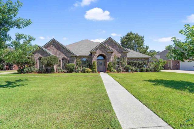 10961 Deer Creek Drive, Tyler, TX 75707 (MLS #10110975) :: RE/MAX Impact