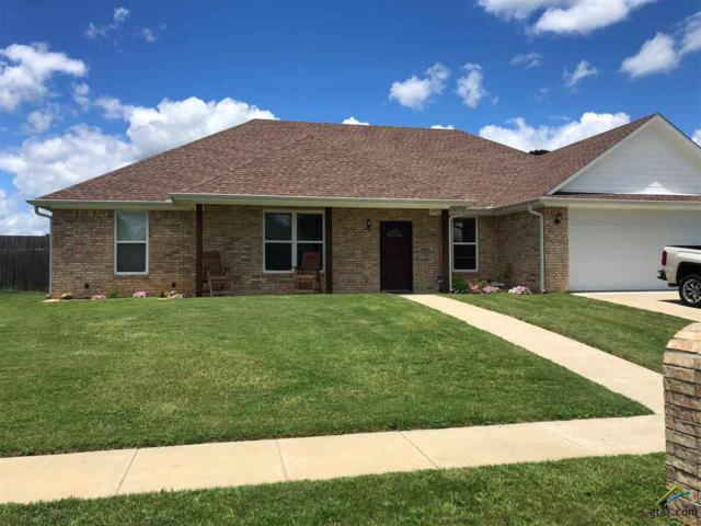 704 Jaxon Drive, Whitehouse, TX 75791 (MLS #10111029) :: RE/MAX Impact