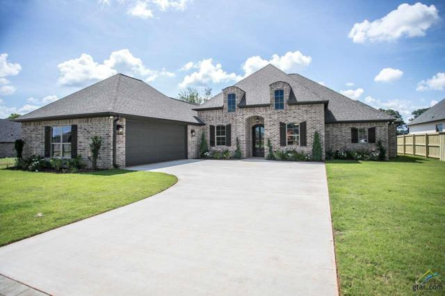 132 Heritage Way, Bullard, TX 75757 (MLS #10111072) :: RE/MAX Professionals - The Burks Team
