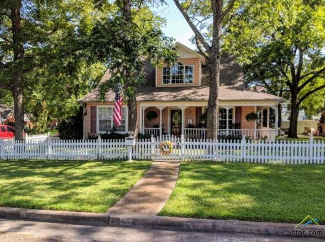 320 E Blair, Mineola, TX 75773 (MLS #10111271) :: The Wampler Wolf Team