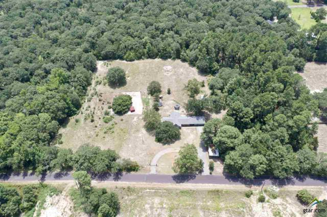 420 County Road 2460, Mineola, TX 75773 (MLS #10111320) :: The Wampler Wolf Team