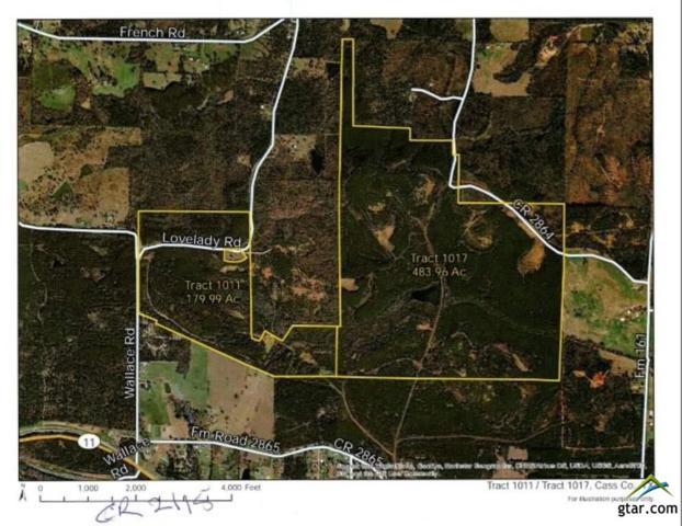 1-715 Cr 2115, Hughes Springs, TX 75656 (MLS #10111654) :: RE/MAX Impact