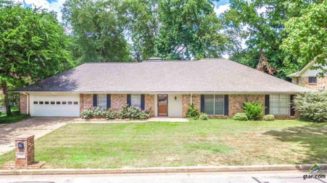 813 Meadow Creek Dr, Tyler, TX 75703 (MLS #10111678) :: RE/MAX Impact