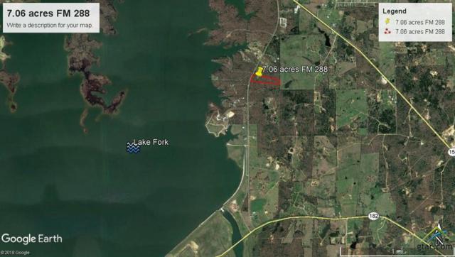 0000 Fm 288, Quitman, TX 75783 (MLS #10111879) :: RE/MAX Impact
