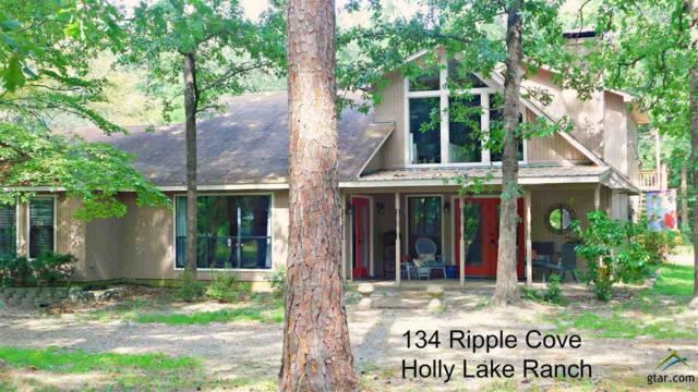 134 Ripple Cove, Holly Lake Ranch, TX 75765 (MLS #10112119) :: RE/MAX Professionals - The Burks Team