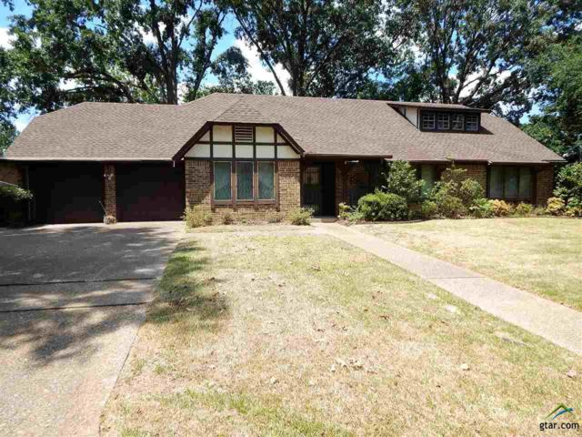 609 Spring Creek Dr, Tyler, TX 75703 (MLS #10112184) :: RE/MAX Impact